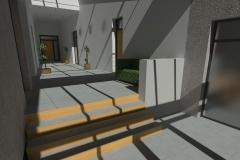 3D Planung Flur